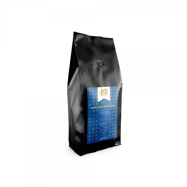 """Кофе натуральный жареный в зернах """"ROYAL ESPRESSO BLEND"""""""