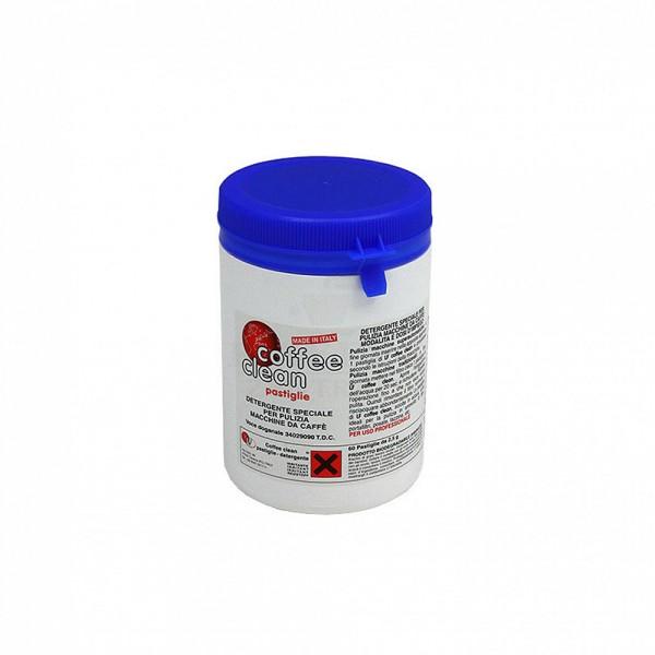 Таблетки для очистки кофейных масел в кофемашине