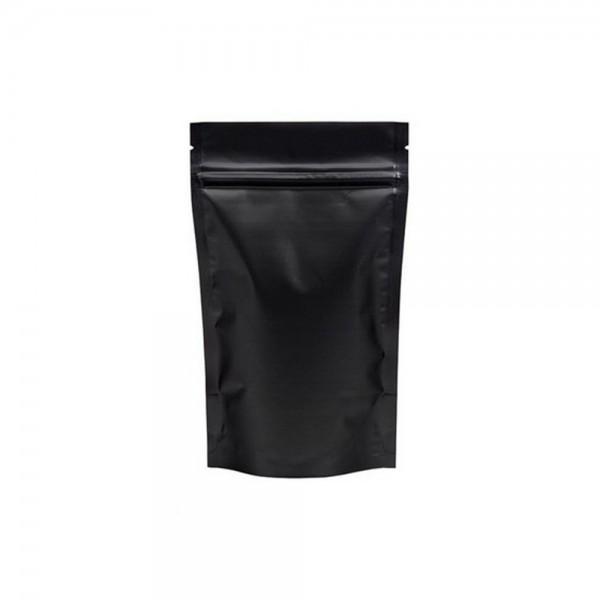 Зип-пакет черный матовый