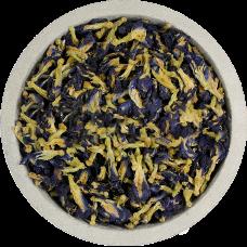 Синий чай Анчан (цветки клитории)